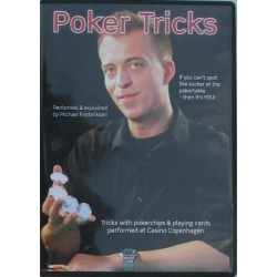 Poker Tricks DVD