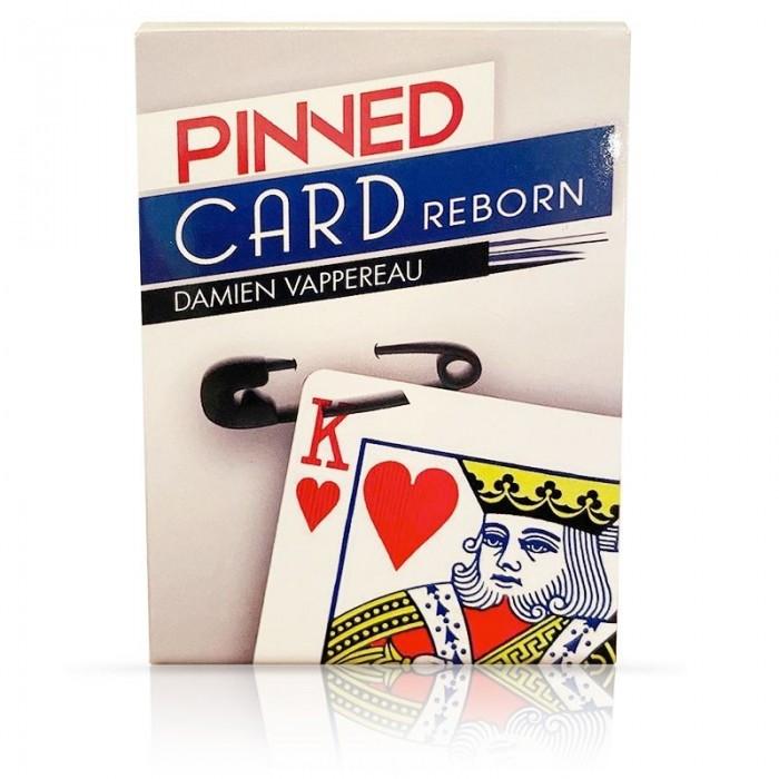 Pinned Card Reborn af Damien Vappereau