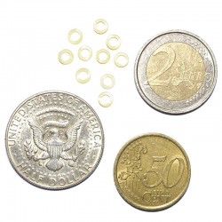 Replacement Elastics for Coins