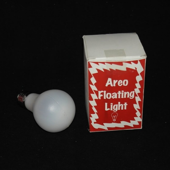 Areo Floating Light Bulb
