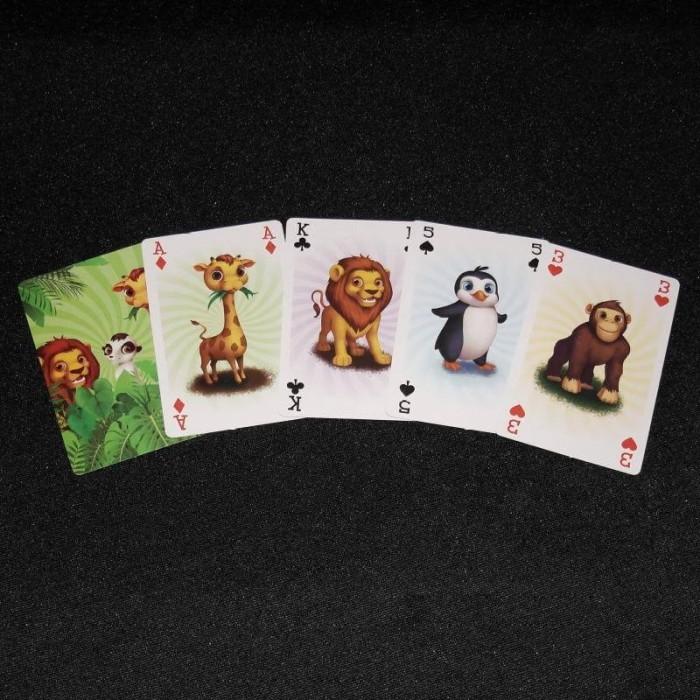 Børne spillekort