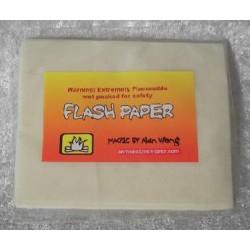 Flash papir