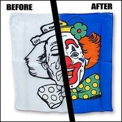 Clown Silk Set