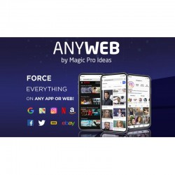 AnyWeb - Magic Pro Ideas