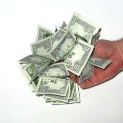 Klap-penge
