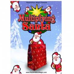 Multiplying Santa - Razamatazz Magic