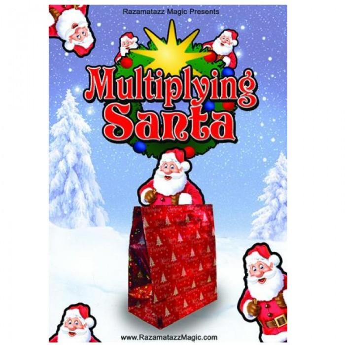 Multiplying Santa - Razamatazz Magic