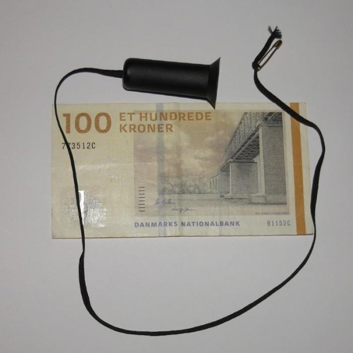 Den Forsvundne penge seddel