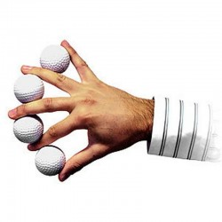 Multiplying Golf Balls - økonomi