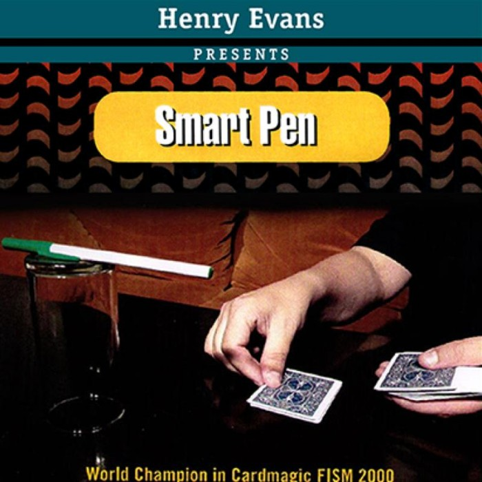 Smart Pen - Henry Evans
