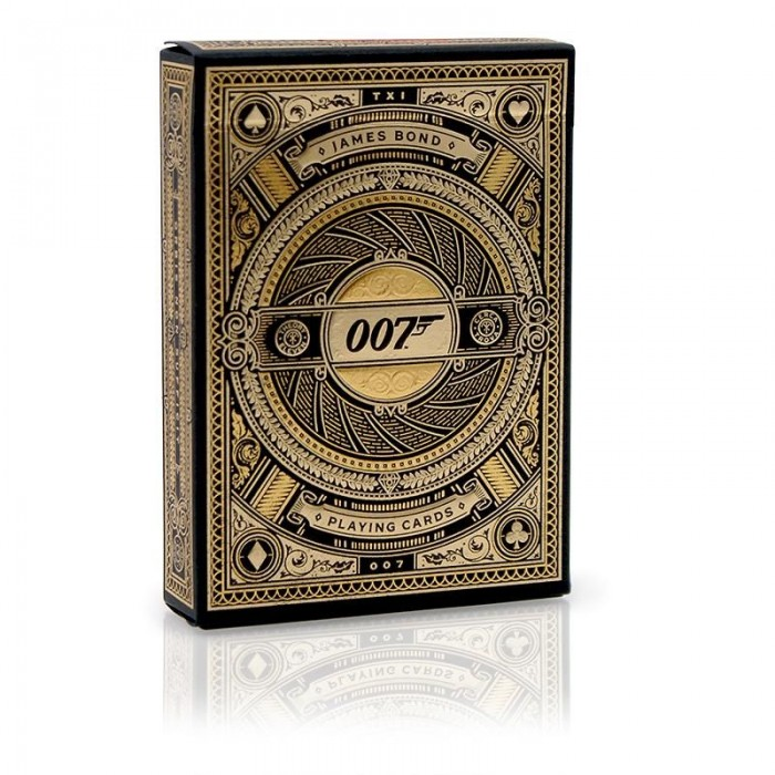 James Bond 007 Playing Cards - Theory11