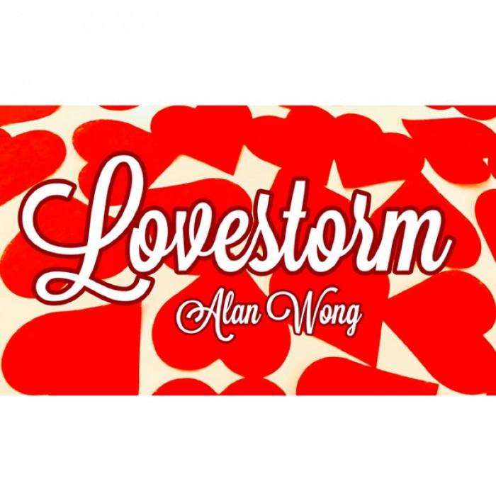 Love Storm - Alan Wong
