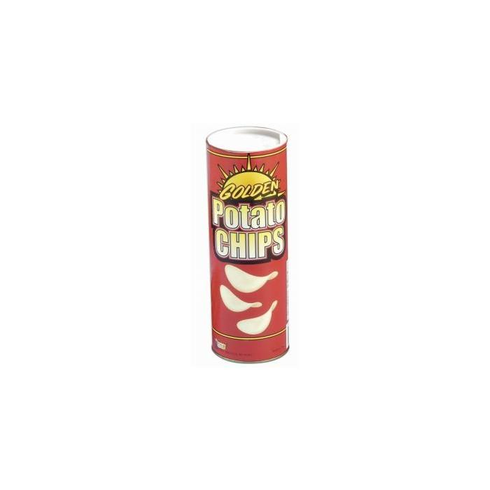 Potato Chips Snake Can