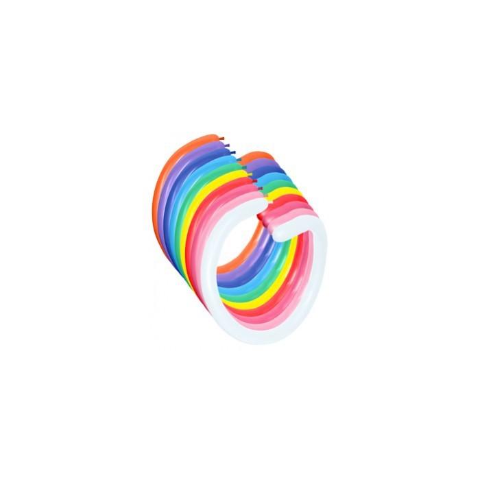 Balloner Sempertex 260 blandede farver