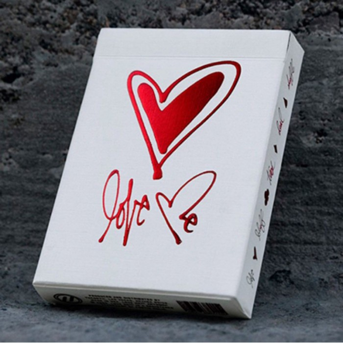 Love Me Playing Cards - Theory11