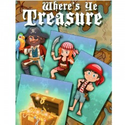 Where's Ye Treasure - Razamatazz Magic