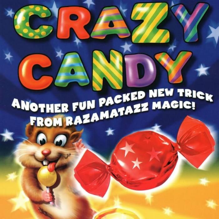 Crazy Candy - Razamatazz Magic