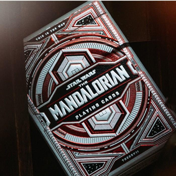 Mandalorian Playing Cards - theory11