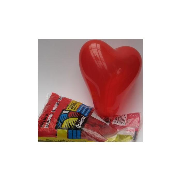 Balloner Hjerteballoner