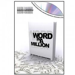 Word In A Million - Nicholas Einhorn and JB Magic