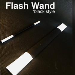 Flash Wand (black) - Victor Voitko