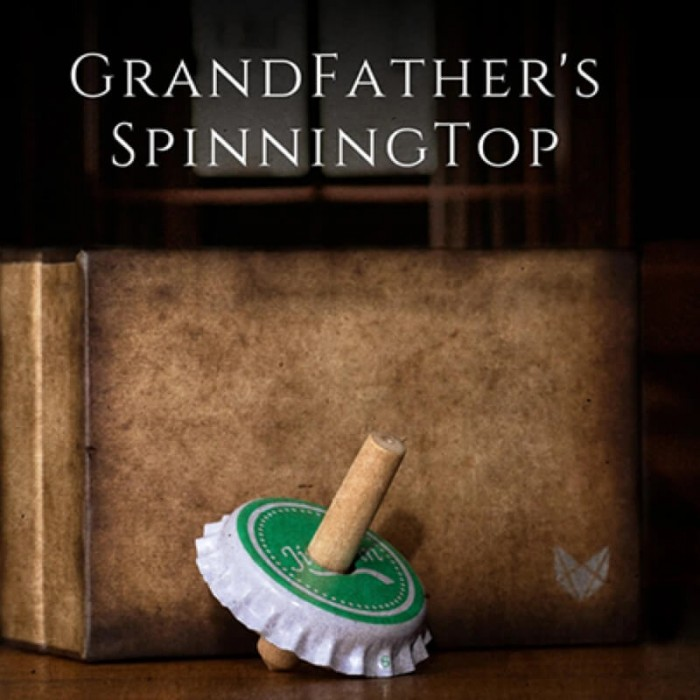 Grandfather's Top - Adam Wilber og Vulpine Creations