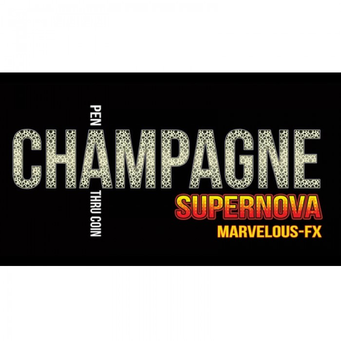 Champagne Supernova (EURO) - Matthew Wright