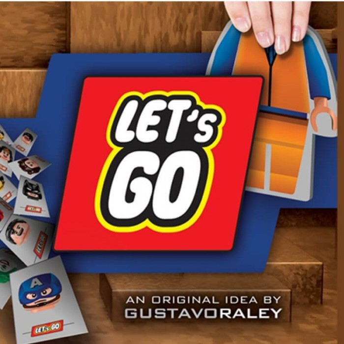 Let's Go - Gustavo Raley