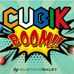 Cubik Boom - Gustavo Raley