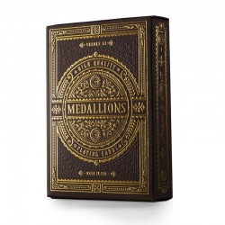 Medallions Playing Cards - Theory11