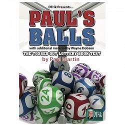 Paul's Balls - Wayne Dobson and Paul Martin