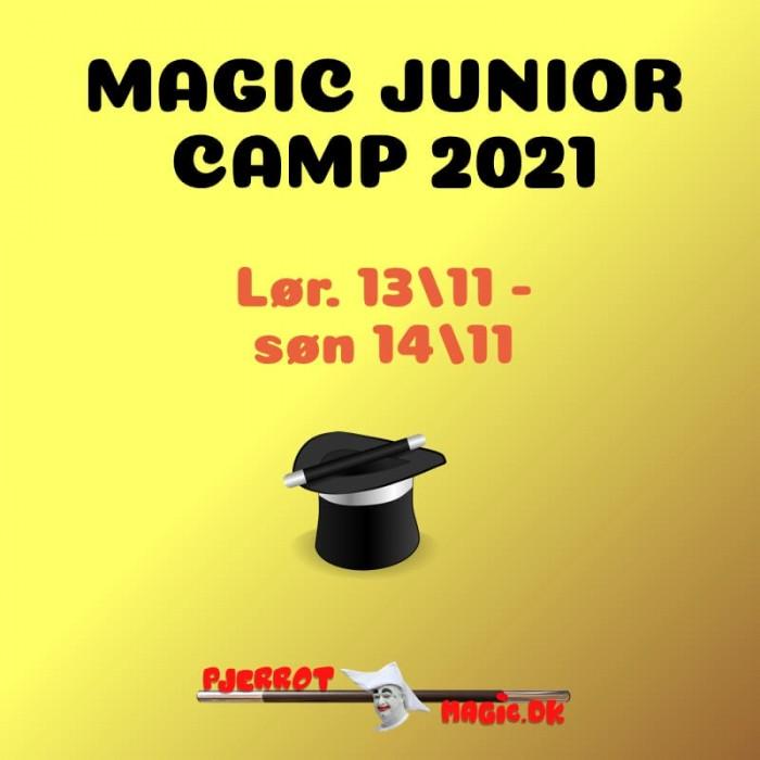 Magic Junior Camp 13-14 nov 2021