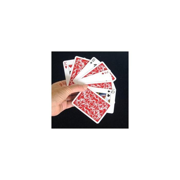 Turn Around Card