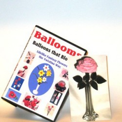BALLOOMS Twistina Flowers