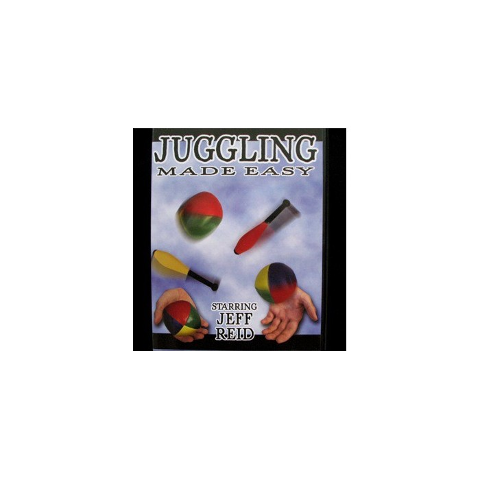 Juggling Made Easy, DVD