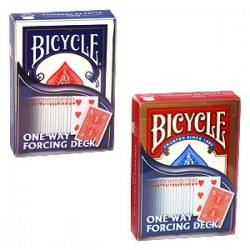 Bicycle - One Way Forcing Deck