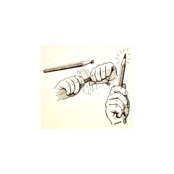 Skarp hånd