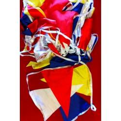Flagguirlande 75 M