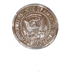 Jumbo Half Dollar