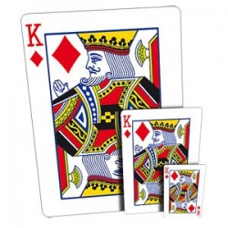 Dusheck´s Diminishing Cards