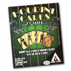 Houdini Cards