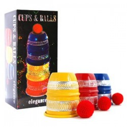 Cups And Balls Elegance