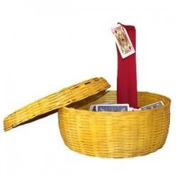 Snake Tie Basket