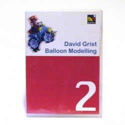 David Grist, Balloon Modelling DVD 2