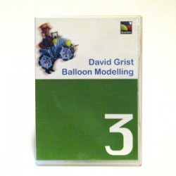 David Grist, Balloon Modelling DVD 3