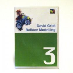 David Grist, Balloon Modelling DVD 3