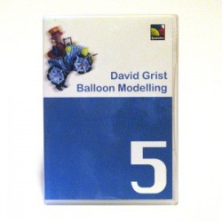 David Grist, Balloon Modelling DVD 5