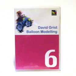 David Grist, Balloon Modelling DVD 6