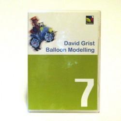 David Grist, Balloon Modelling DVD 7
