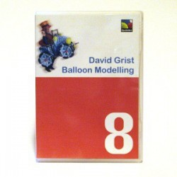David Grist, Balloon Modelling DVD 8